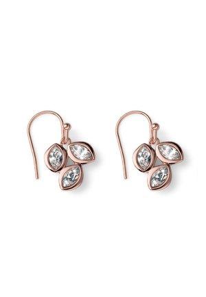 PROMISE - Earrings - rosegold