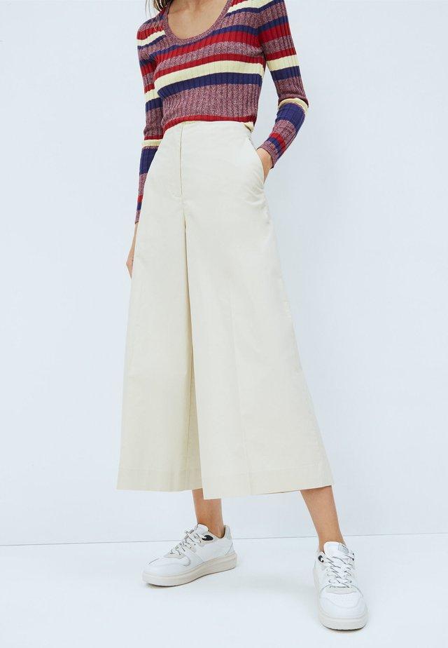 Pantalones - limewash