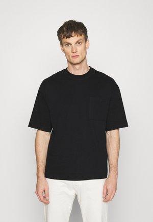 BRUCE - T-shirt basic - schwarz