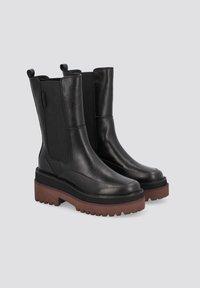 LIU JO - Platform ankle boots - s1040 - 1