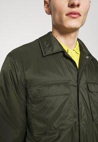 NN07 - COLUMBO  - Light jacket - dark army - 3