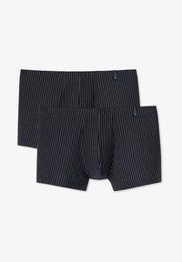 Schiesser - 2 PACK - Pants - dark blue - 0