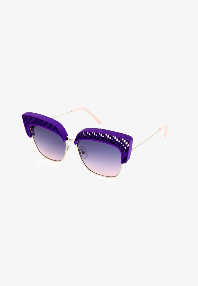 Sunglasses - violet gold