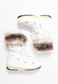 Moon Boot - MONACO LOW WP - Winter boots - white - 3