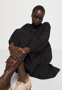 Bruuns Bazaar - HYACINTH JASLENE DRESS - Shirt dress - black - 4