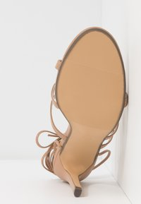 4th & Reckless - HARTLEY - High heeled sandals - nude - 6
