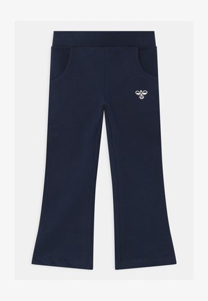 EMMA  - Tracksuit bottoms - black iris