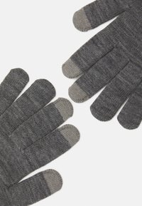 Pier One - TOUCH SCREEN - Rukavice - grey - 2