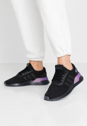 U_PATH X - Sneakers - core black/energy ink/footwear white