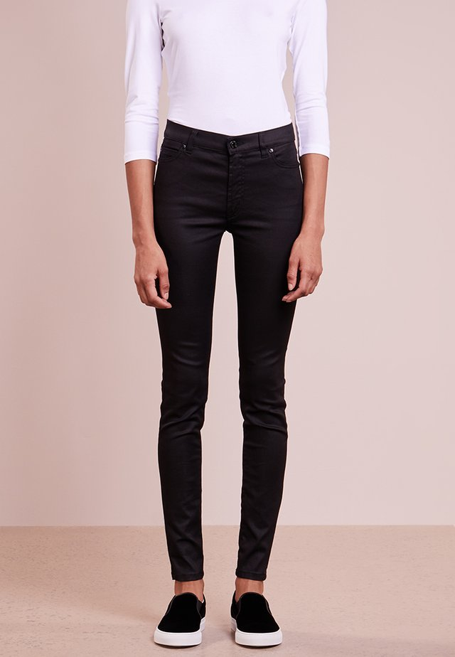 GEORGINA - Jeans Skinny Fit - black