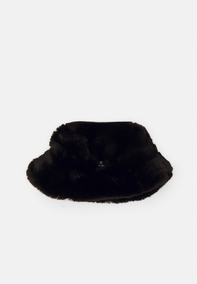 BUCKET UNISEX - Cappello - black