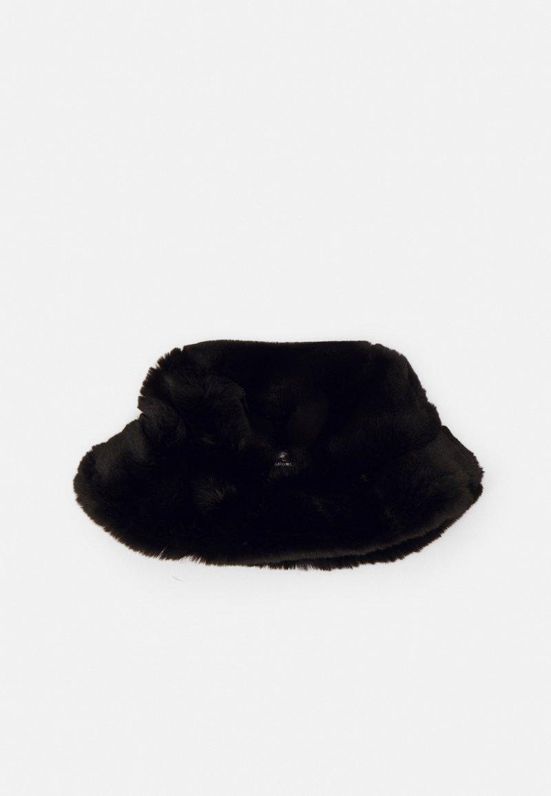 Kangol - BUCKET UNISEX - Kapelusz - black