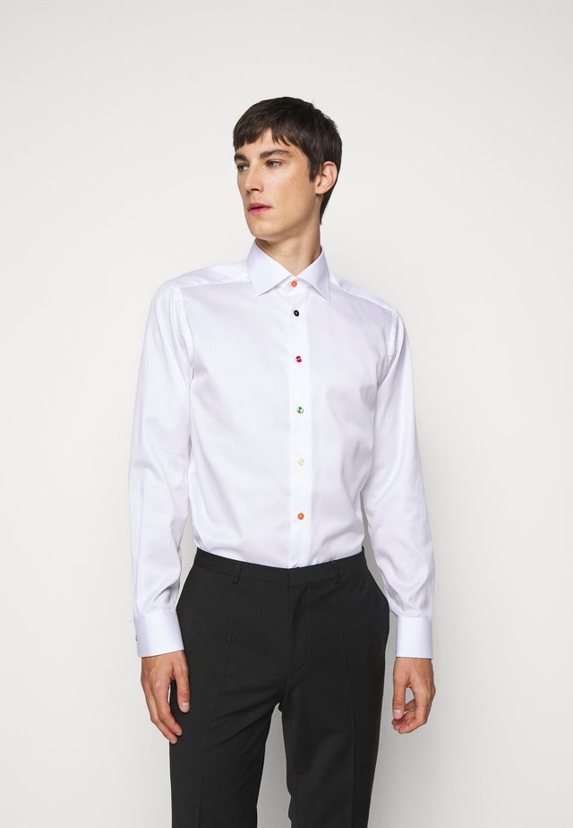 SIGNATURE - Finskjorte - white