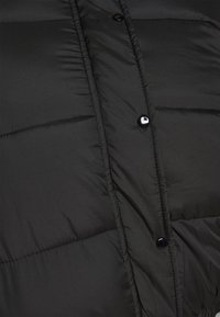 Missguided Plus - HOODED PUFFER JACKET - Winter jacket - black - 5