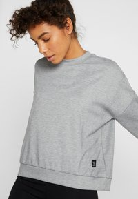 Hummel - HMLESSI  - Sweater - grey melange - 4