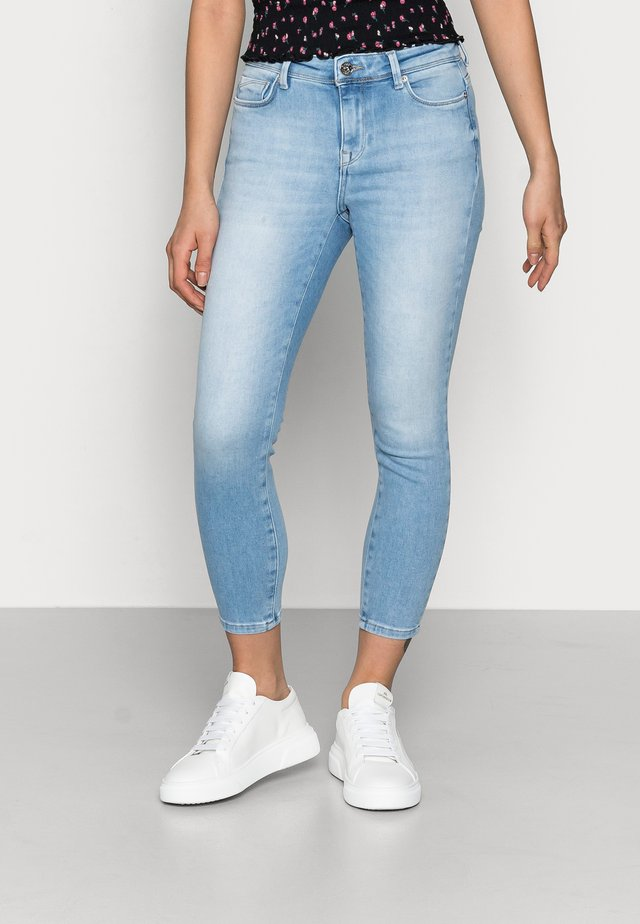 ONLSHAPE LIFE  - Jeans Skinny Fit - light blue denim