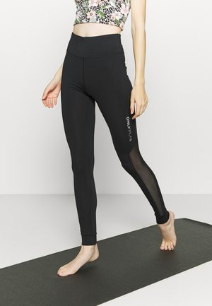 ONPOPAL POWER TRAINING - Tights - black