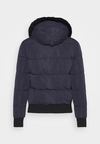 Maison Courch - PARKA - Winter jacket - navy/black - 1
