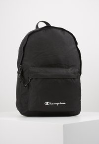 Champion - LEGACY BACKPACK - Reppu - black - 0
