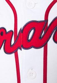 Fanatics - MLB ATLANTA BRAVES FRANCHISE SUPPORTERS - Club wear - white - 2