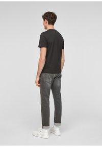 s.Oliver - Print T-shirt - black - 2