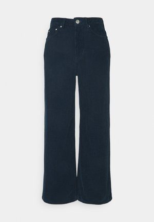 KIRI - Trousers - navy
