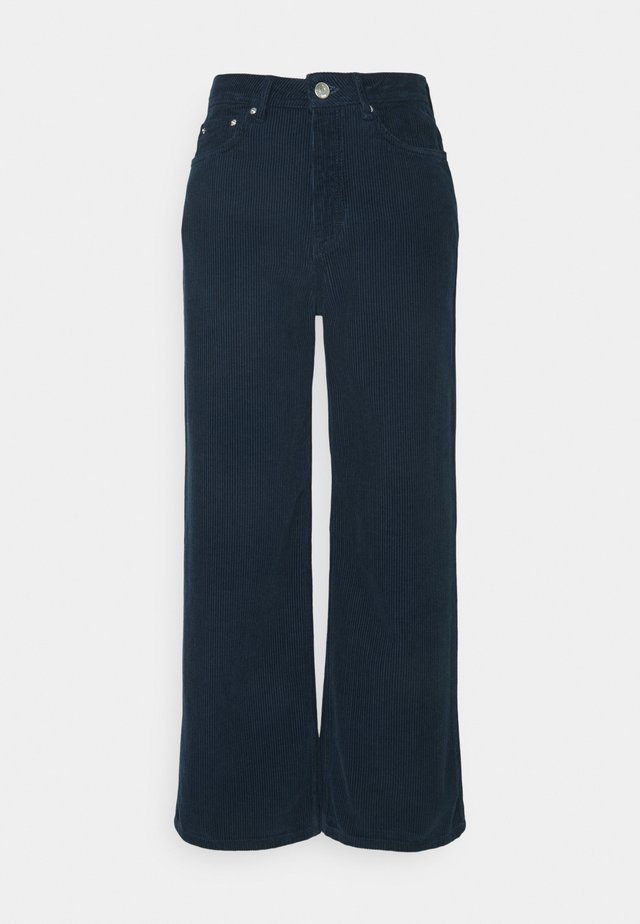 KIRI - Pantalon classique - navy