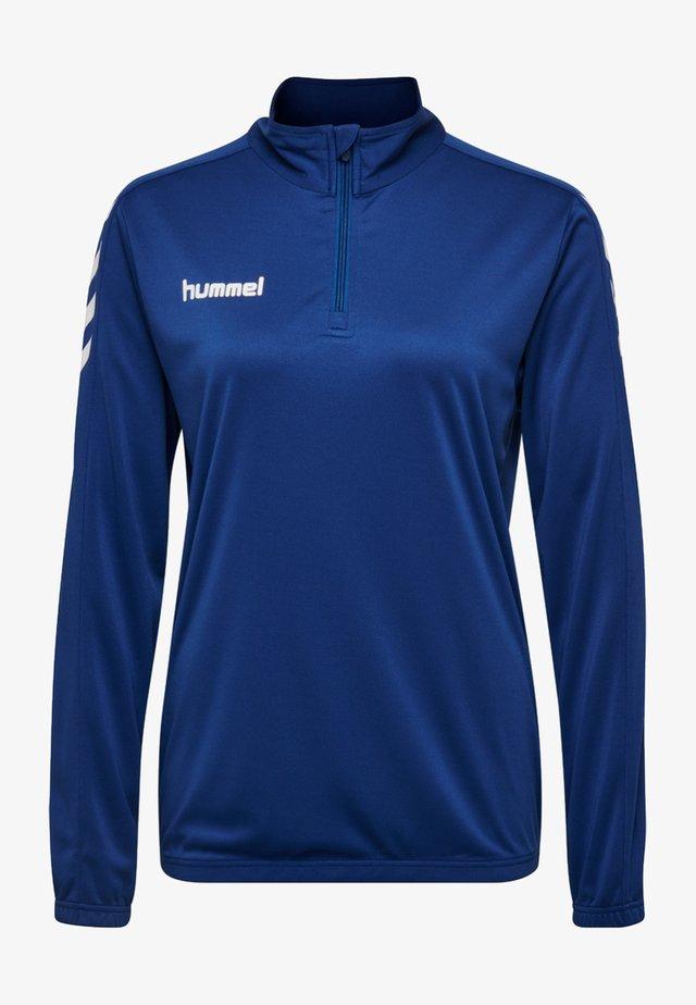 Sweatshirt - true blue