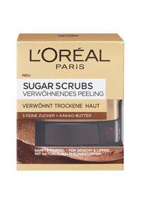 L'Oréal Paris Skin - SUGAR SCRUBS NOURISHING 50ML - Face scrub - - - 3
