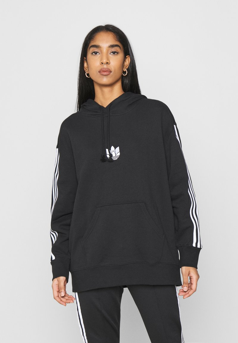 adidas Originals - HOODIE - Sweatshirt - black