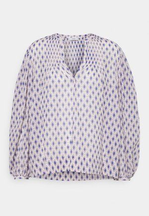 FALLON - Long sleeved top - cobalt blue