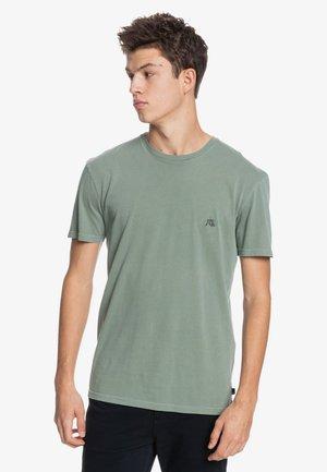 BASIC BUBBLE - Basic T-shirt - blue spruce