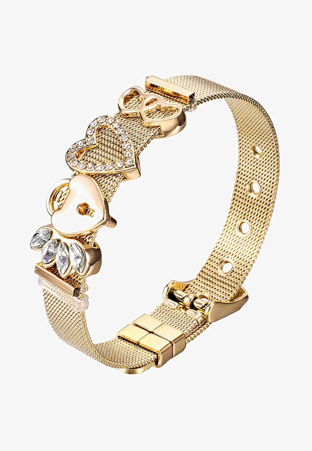 ARMBAND MILANAISE - Armband - gold-coloured