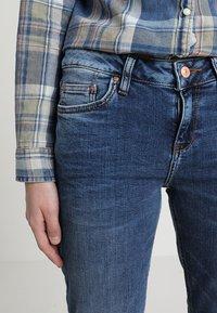 LTB - ASPEN - Slim fit jeans - blue denim - 3