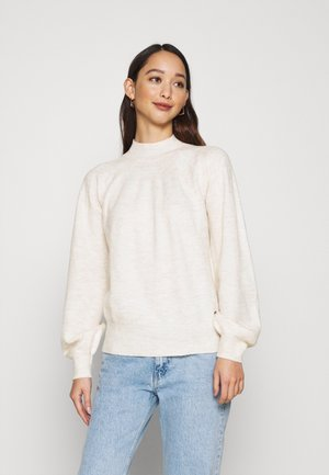 CLOTILDA - Jumper - buttermilk