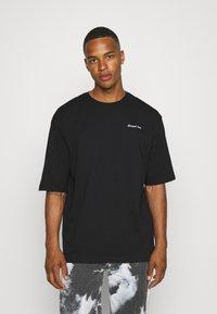 Zign - UNISEX - Print T-shirt - black - 2