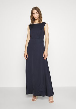 DRAPE - Maxi dress - navy