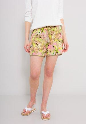 HAWI - Shorts - pink, green