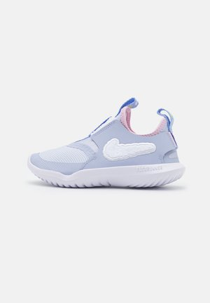 FLEX RUNNER DREAM UNISEX - Neutral running shoes - ghost/white/pink foam