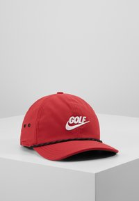 Nike Golf - AROBILL ROPE UNISEX - Cap - sierra red/anthracite/white - 0