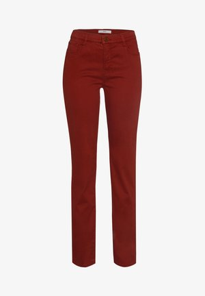 STYLE MARY - Trousers - cinnamon