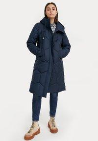 Finn Flare - Winter coat - dark blue - 1