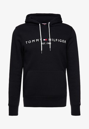 LOGO HOODY - Sweat à capuche - black