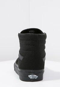Vans - SK8-HI - Sneakers hoog - black - 3