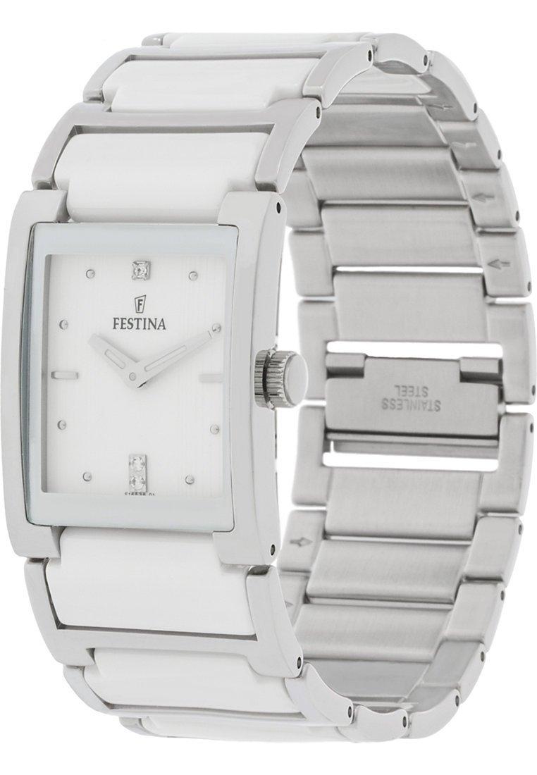 Festina - Watch - weiß/silberfarben