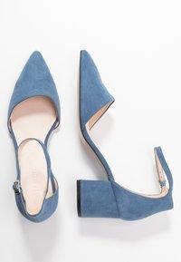 Bianco - BIADIVIVED - Klassiske pumps - light blue - 3