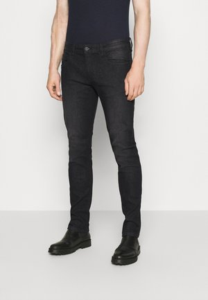 PITTSBURG - Džíny Slim Fit - ultra black