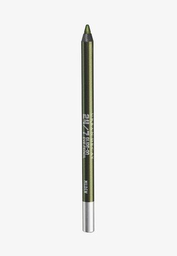 24/7 GLIDE-ON EYE PENCIL - Eyeliner - mildew