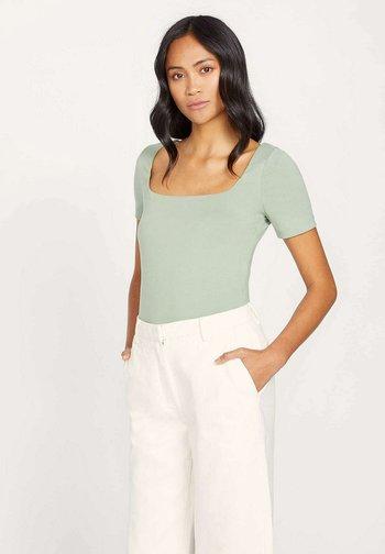 ZOA - Basic T-shirt - pp-sauge