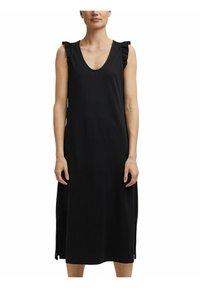Esprit - Day dress - black - 4